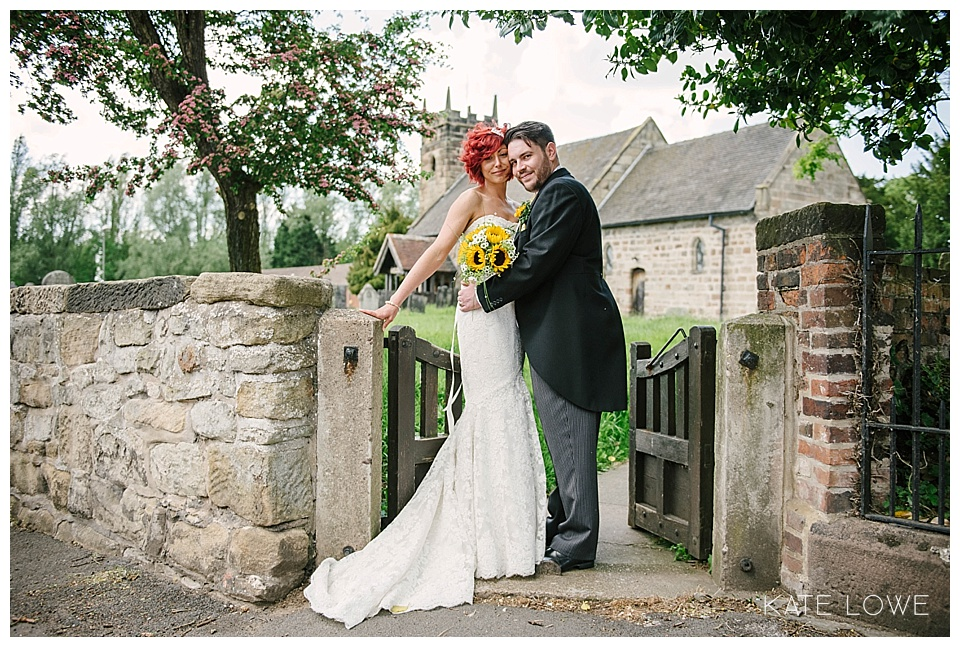 Derbyshire Wedding Photography, Willington, Gemma and Matt