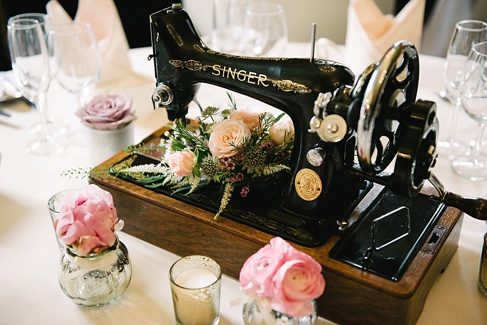 Luxe Vintage Wedding Photography-1