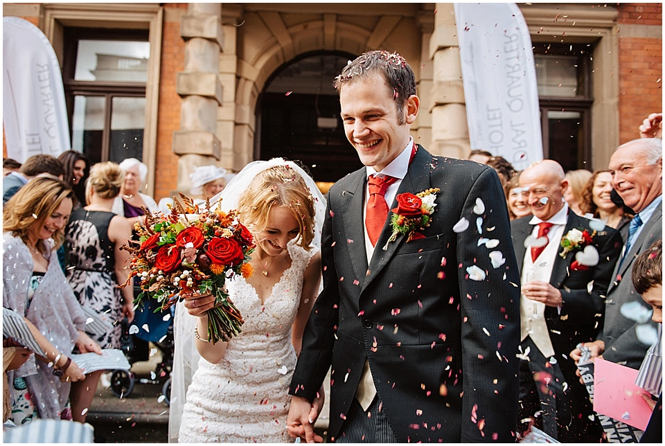 creative derby wedding photography kate lowe